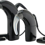 Cochlear Nucleus 6 sound processor. The newest external processor released by cochlear. Also allows true wireless connectivity and integration with a standard hearing aid in the other ear if required.